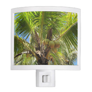 Tropical Tree Night Light