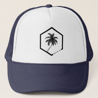 TROPICAL | TRUCKER HAT