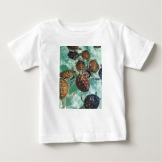 Tropical Turtles (Kimberly Turnbull Photography) Baby T-Shirt