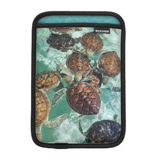 Tropical Turtles (Kimberly Turnbull Photography) iPad Mini Sleeve