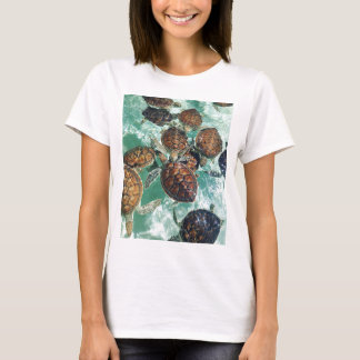 Tropical Turtles (Kimberly Turnbull Photography) T-Shirt