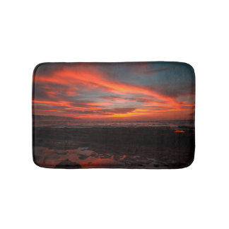 Tropical Twilight Bath Mat