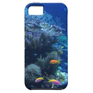 Tropical underwater fish iPhone 5 case
