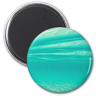 Tropical Vibe 2 Inch Round Magnet