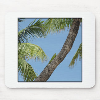 Tropical view - a mousepad
