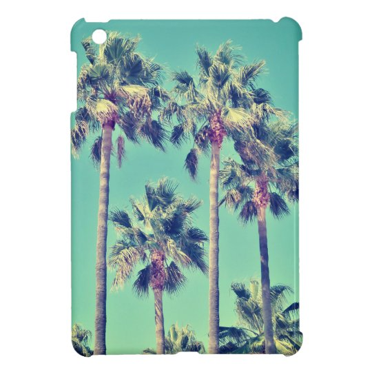 Tropical Vintage Palms iPad Mini Case