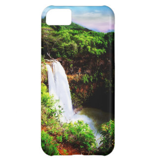 Tropical Waterfall Nature Case for iPhone 5