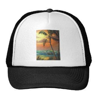 Tropical Wave Trucker Hat