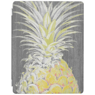Tropical Yellow Pinneapple iPad Cover