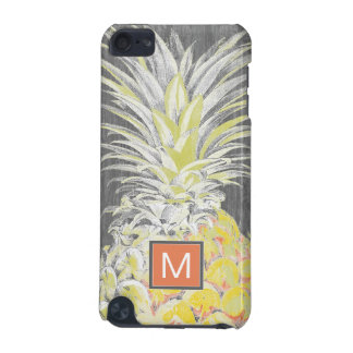 Tropical Yellow Pinneapple iPod Touch 5G Covers