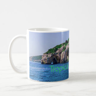 Tropical Zakynthos Coffee Mug