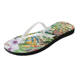 Tropicality Flip Flops