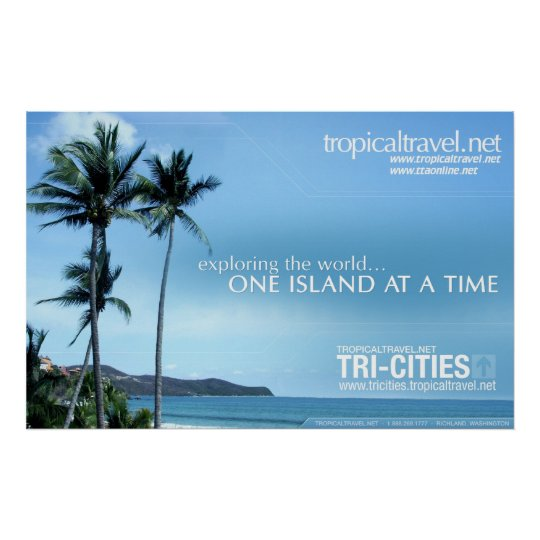 Tropicaltravel.net Poster