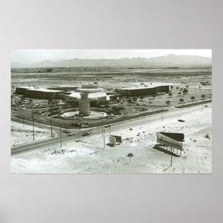 Tropicana Hotel  Las Vegas, Nevada - 1957 Poster