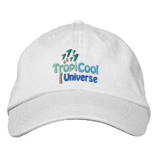 TropiCoolUniverse 7 cap Embroidered Hats