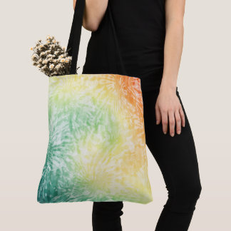Tropics Waves Tote Bag