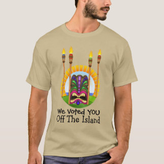Tropique - humeur de paradis de T - SRF T-shirt
