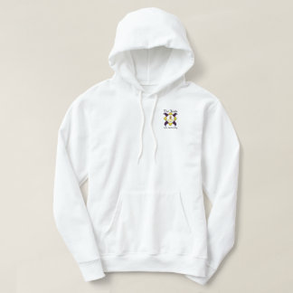 Troth Full Color Horizontal Logo Hoodie