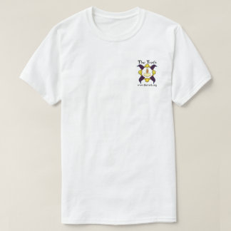 Troth Full Color Vertical Logo T-Shirt