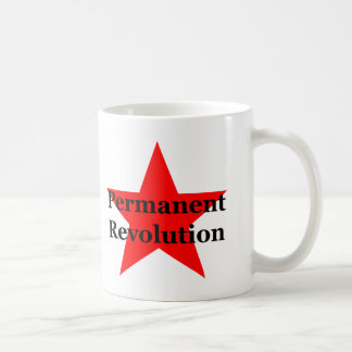 Trotsky: Permanent Revolution Coffee Mug