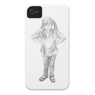 Trouble Iphone 4 case