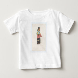 Troubled Boy Baby T-Shirt