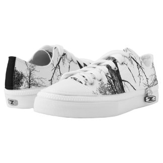 Troubled Nature Low-Top Sneakers