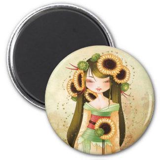 Trounesol geisha magnet