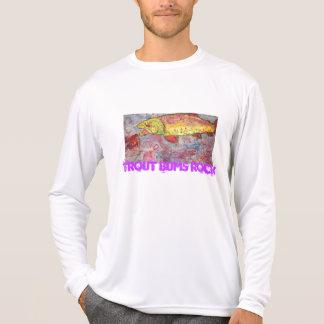 trout bums rock T-Shirt