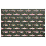 Trout Fishing Fabric