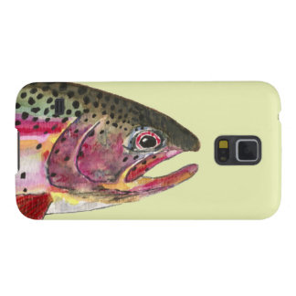 Trout Fishing Galaxy S5 Cover