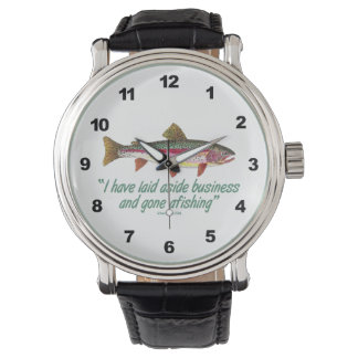 Trout Fly Fishing Watches