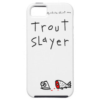 Trout Slayer iPhone 5 Cover