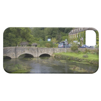 Trout stream in the village of Bibury, iPhone 5 Covers