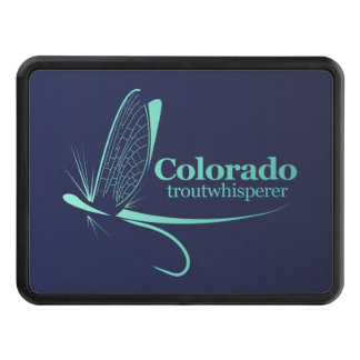 troutwhisperer Colorado Tow Hitch Cover