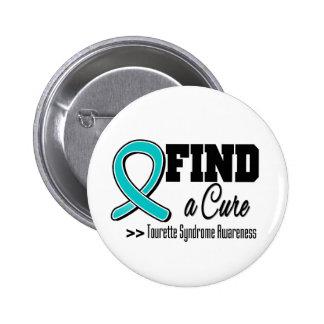 Trouvez une conscience de syndrome de Tourette de Badges Avec Agrafe