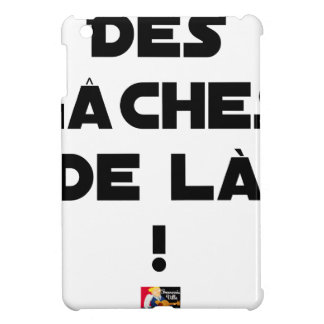 Trowels from there! - Word games - François City iPad Mini Cover