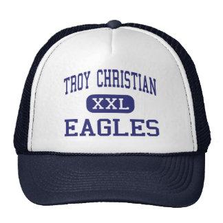 Troy Christian - Eagles - High School - Troy Ohio Trucker Hat