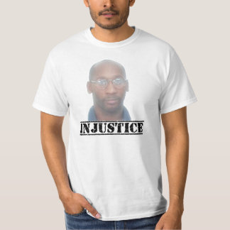 Troy Davis - Injustice T-Shirt