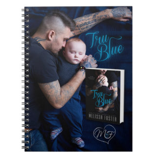 Tru Blue Notebook