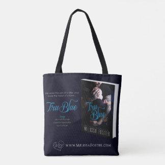 Tru Blue Tote Bag
