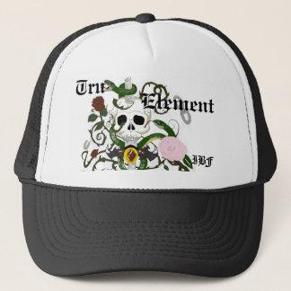 Tru Element  Skull Trucker Hat