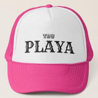 TRU PLAYA TRUCKER HAT