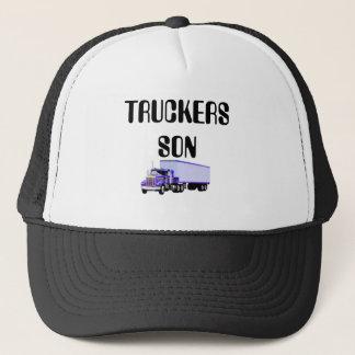 truck_0069, TRUCKERS SON Trucker Hat