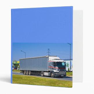 truck binder