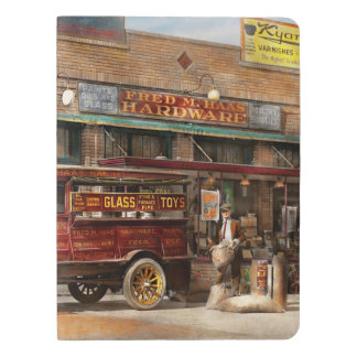 Truck - Delivery - Haas has it 1924 Extra Large Moleskine Notebook
