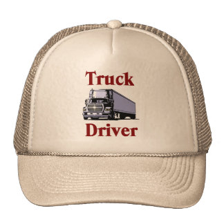 Truck Driver Hat