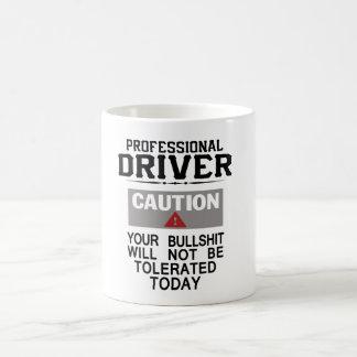 Truck Driver Safety Coffee Mug