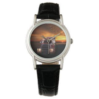 Truck Driver Wristwatches