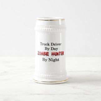 Truck Driver/Zombie Hunter Beer Stein